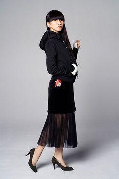 Perfume Fashion Project