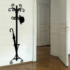 Wall Art Vinyl Decal Sticker Home Style - Hanger Stand sur Etsy, $40.34 CAD
