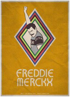 Freddie Merckx! lol