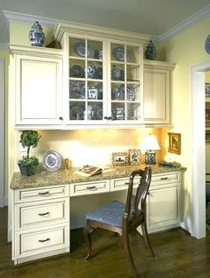 Image result for small kitchen desk