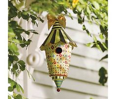 I need to figure out how to make this overpriced BIRDAZZLED BIRDHOUSE
