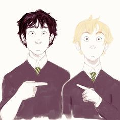 Petition for a series of Albus & Scorpius adventures. Scorpius what a…