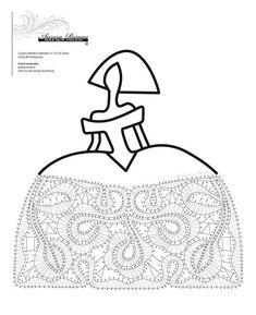 Hairpin Lace Crochet, Crochet Motif, Crochet Shawl, Crochet Edgings, Bobbin Lace Patterns, Bead Loom Patterns, Lace Earrings, Lace Jewelry, Bobbin Lacemaking