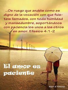 Busca siempre amar a tu esposo de la misma manera que Dios te ama.