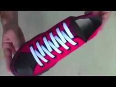 5 modi alternativi per allacciare le scarpe - Spettegolando