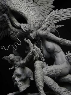 """Version Impundulu Sirene"" by Takashi Tsukada"