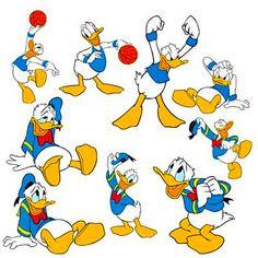 Donald Duck  freedivingguide.com/