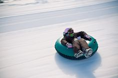 From the Pure Michigan Winter Video Series: Sledding and Snow Tubing in Michigan