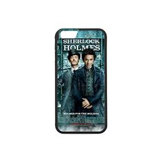 iPhone 7 Phone Case Sherlock Holmes Pattern Print Hard Shell Phone Protection Case -- Awesome products selected by Anna Churchill
