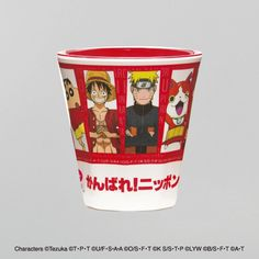 2020 TOKYO OLYMPIC Anime Character Series Melamine Cup Official NEW JAPAN F/S #Tokyoolympics