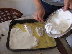 Εκμέκ Κανταΐφι – ηχωμαγειρέματα Icing, Ice Cream, Desserts, Food, No Churn Ice Cream, Tailgate Desserts, Deserts, Icecream Craft, Essen
