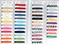 Amostras de cores para bolsas ou tapetes.( desculpem saiu em baixo o preço e unidade mas não é pra venda não ,rsrs.)