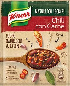 Knorr Natürlich Lecker! Chili con Carne