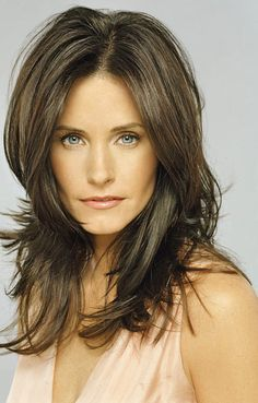 Courteney Cox as Monica E. Geller-Bing
