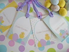 FREE printable Happy-Easter tags