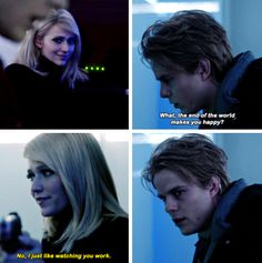 Shelby and Caleb  #Quantico #1x22 #Yes