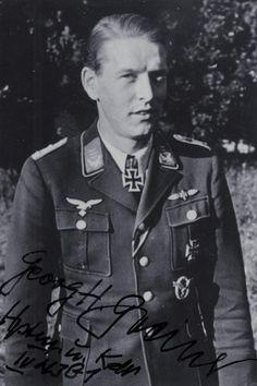 Hauptmann Georg-Hermann Greiner (1920-2014), Kommandeur IV./Nachtjagdgeschwader 1, Ritterkreuz 27.07.1944, Eichenlaub (840) 17.04.1945