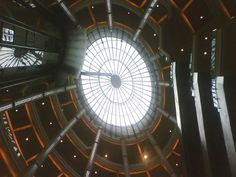 Pacific Place #skylight #design #ceiling #architecture #Jakarta #Indonesia #myownpic