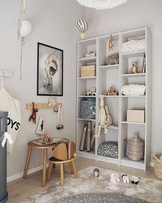 Big Girl Rooms, Baby Boy Rooms, Girl Bedroom Designs, Girls Bedroom, Scandinavian Kids Rooms, Kids Room Design, Baby Room Decor, Kidsroom, Room Interior