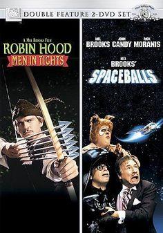Twentieth Century Fox Men In Tights/Spaceballs