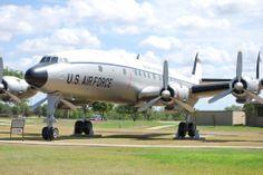 C-121 at Lackland Air Force Base