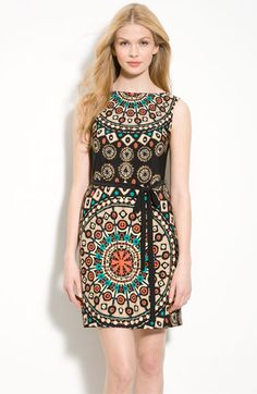 Print Sleeveless Jersey Sheath Dress - Muse - Originally $128, Currently $84.90 - Nordstrom
