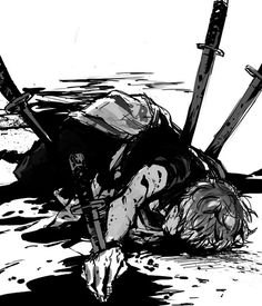 """""""and he was still breathing."""" I don't normally do gruesome, but this is tragic."""
