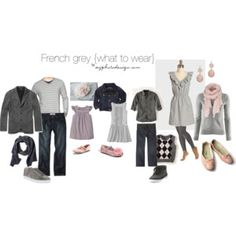 French grey {what to wear}