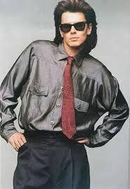 80s - men's style