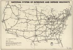 Highways improved mobility for the average American, ingraining the automobile into the urban fabric of American cities, for better and worse.
