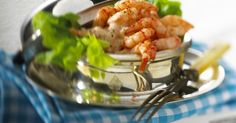 The best Prawn cocktail recipe you will ever find. Welcome to RecipesPlus, your premier destination for delicious and dreamy food inspiration. Cocktail Recipes, Cocktails, Prawn Salad, Prawn Cocktail, Prawn Recipes, Lettuce Leaves, Serving Dishes, Food Inspiration, Asparagus