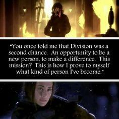 Nikita: Quote #8 - What I've Become (Nikita Mears)