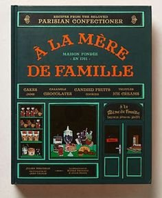 French cookbook from anthro