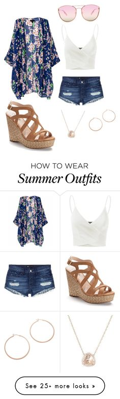 """RANDOM OUTFIT #2"" by keaghansmerjac on Polyvore featuring Doublju, 3x1, Jennifer Lopez, Quay, Jennifer Zeuner and Luna Skye"