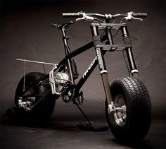 whereisthecoool:    Hanebrink All-Terrain Electric Bike.
