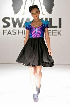 Swahili Fashion Week Spring/Summer 2013 [Day 1] : Martha Jabo   Haute Fashion Africa