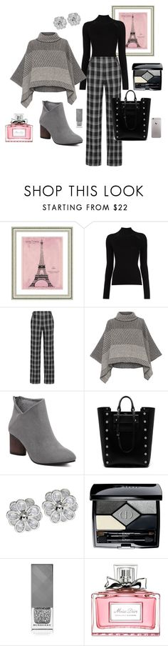 """Inspiration"" by biancajoaquina on Polyvore featuring moda, Vintage Print Gallery, Misha Nonoo, Proenza Schouler, Piazza Sempione, Mulberry, Christian Dior y Burberry"
