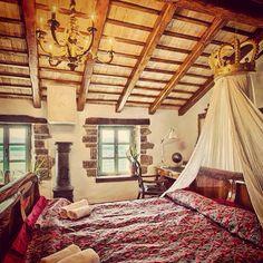 #interiordesign #holidays #travel #motovun #croatia #istria Croatia, Villa, Holidays, Interior Design, Bed, Travel, Furniture, Home Decor, Nest Design