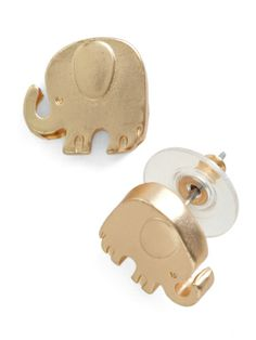 Earrings -- when is Olivia going to get her ears pierced???