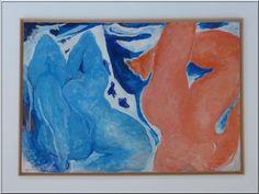 Desnudos - Edouard Pignon
