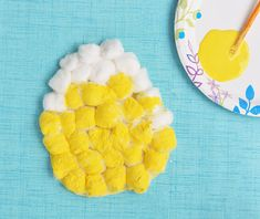 Make some adorable baby chicks out of cotton balls and use handprints for wings! This is a fun and easy craft to do with the little ones, plus it's perfect for Easter! Cotton Ball Easter Chick Craft Materials Needed: Cotton Balls Card Stock Paper Scissors Googly Eyes Glue Directions: To start, you'll cut out the …