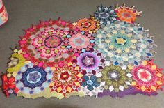 The Homemade Heart: 2015 Project of the Year: La Passacaglia Quilt