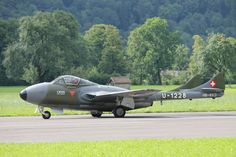 Swiss Vampire Fighter Jets, Aircraft, Vehicles, Aviation, Plane, Airplanes, Cars, Planes, Vehicle