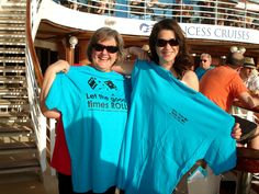 """""""Mother/Daughter Big 60/30 Birthday Bash on Princess Cruises on Inspired to Cruise Blog"""