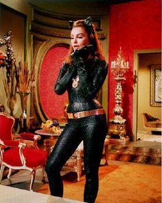 the original catwoman...