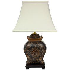 Japanese ido 17 table lamp japanese oriental furniture and oriental aloadofball Gallery