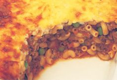 Macaroni Beef - Real Recipes from Mums