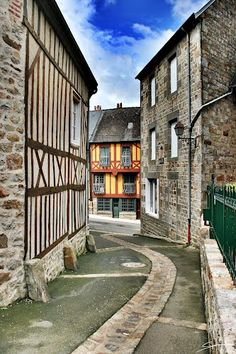 Domfront, France