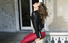 This girl is on fire!!! - Veneda Budny SUPERSTAR® Officiële Lookbook -Superstar.eu