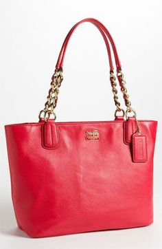 COACH 'Madison' Leather Tote | Nordstrom